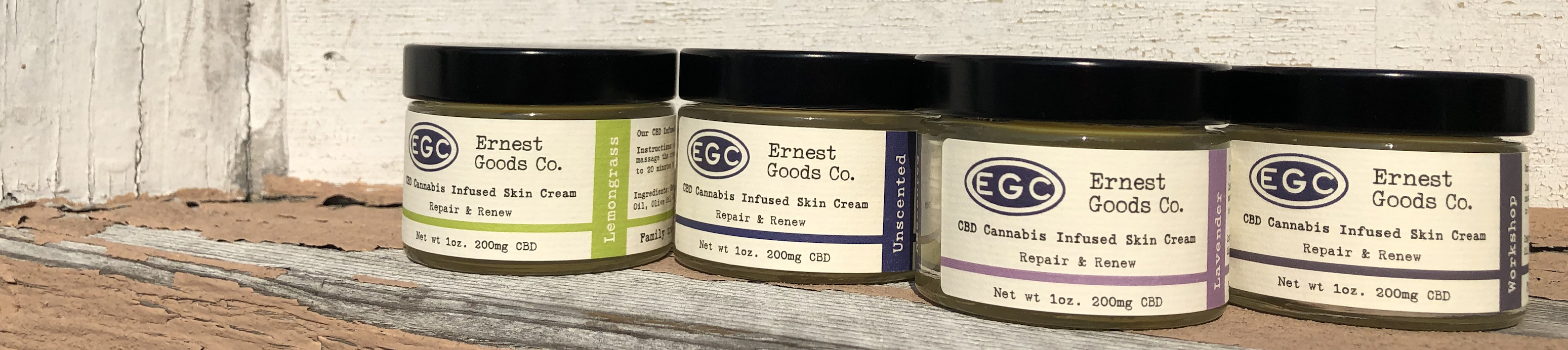 Ernest Goods Salves