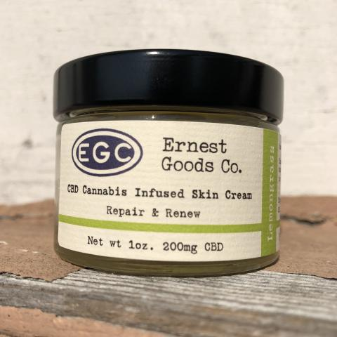 Ernest Goods Co Lemongrass 1oz