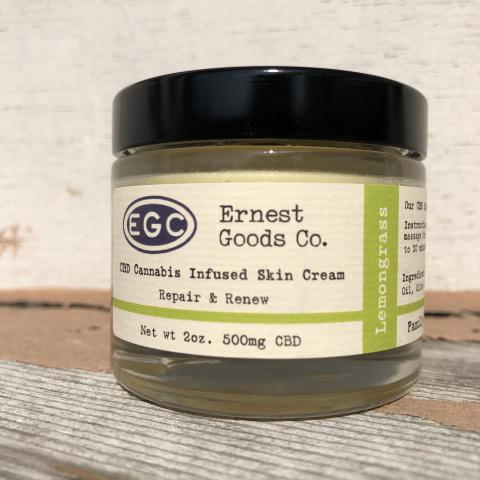 Ernest Goods Co Lemongrass 2oz